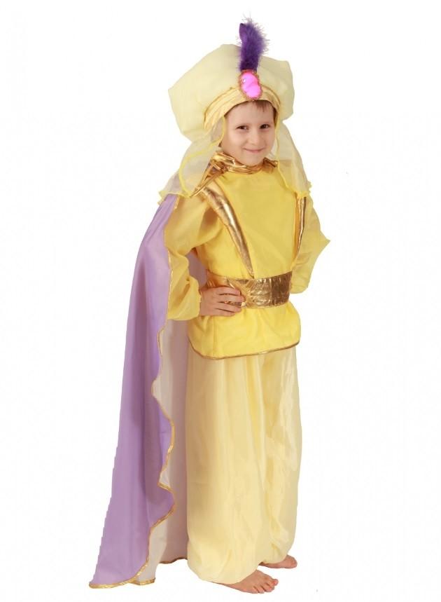 Купить карнавальную детскую рубашку принца в спб